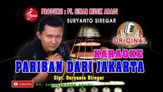 Download KARAOKE PARIBAN DARI JAKARTA