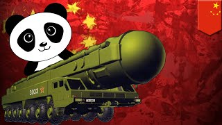 China tests Dongfeng 41: China's new ICBM can strike anywhere in the world - TomoNews