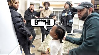 WooWop Walked Up To My Brother & Called Him **t** !! | NOT CLICKBAIT