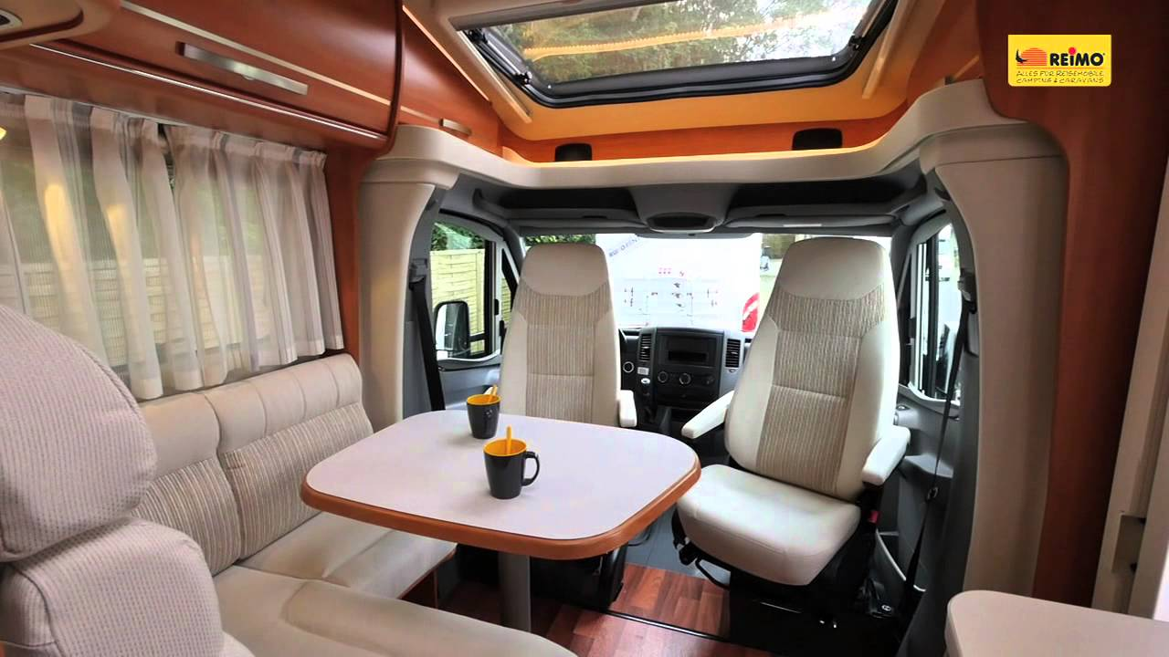Mercedes Sprinter 4X4 >> Produktvideo Reisemobil HYMER ML T 580 Modell 2015 - YouTube