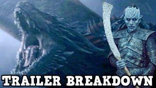 Game of Thrones Season 8 - Episode 3 Trailer Breakdown