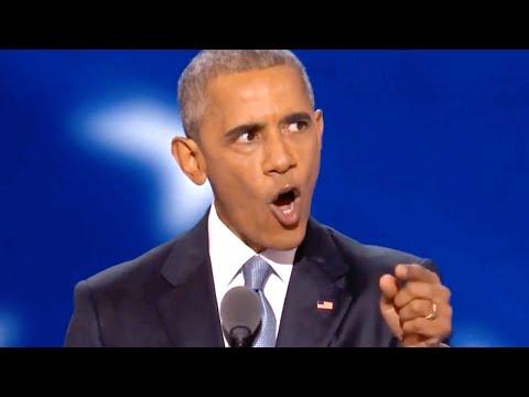 Obama Caps Presidency with Amazing Speech