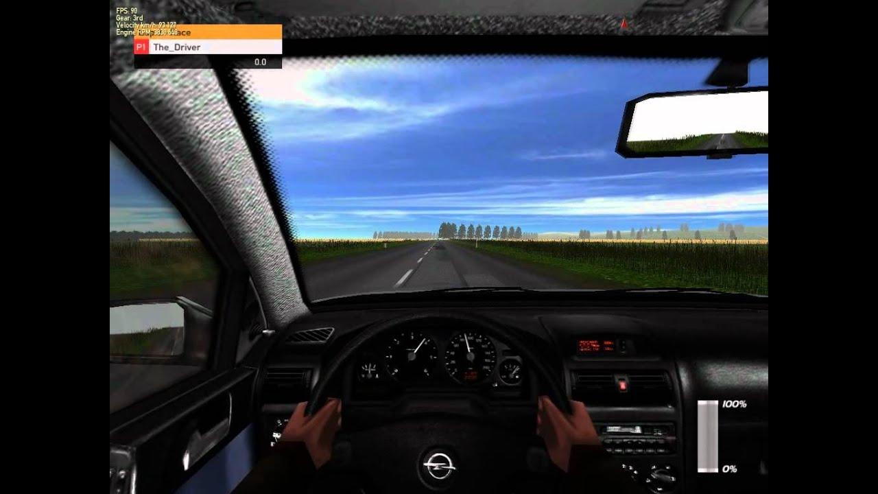free online car simulator