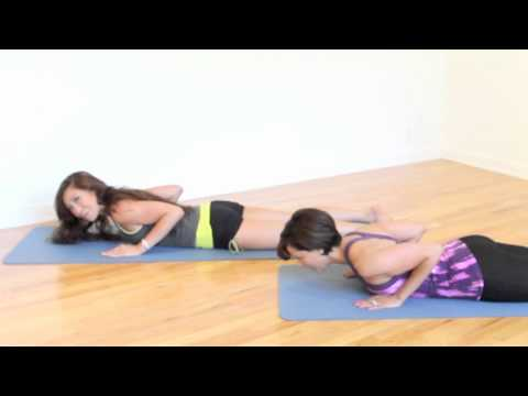 Total Body Pilates Workout with Ana Caban & Blogilates