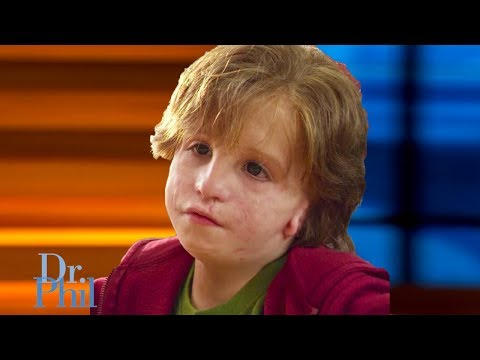Dr Phil Almost Ends His Show Cause Of This Kid...
