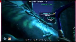 ARK Survival Evolved - Underwater caves !!PEARLS!!