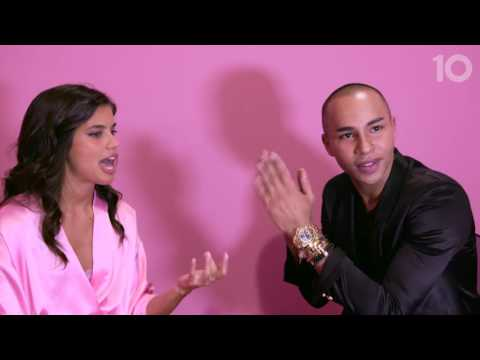 Voices of the Angels: Starring Sara Sampaio And Olivier Rousteing