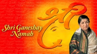 Download Hindi Video Songs - Shri Ganeshay Namah | Shri Ganesh | Lata Mangeshkar | Devotional