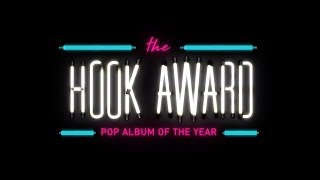 The Hook Award (Pop Album of 2018) - 7th Annual We Love Christian Music Awards