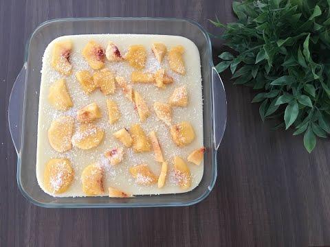 Sütlü İrmik Tatlısı -  Pratik Tatlı Tarifleri /Pratik Tarif /Yemek Tarifleri