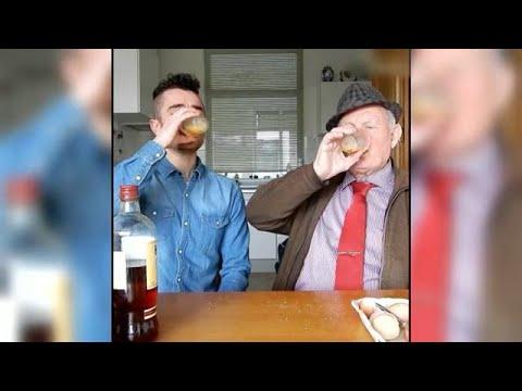 Tommie Niessen vlogt: Tommie in de zorg - RTL LATE NIGHT MET TWAN HUYS