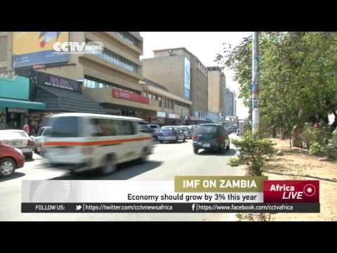 Zambia economy should grow by 3% this year