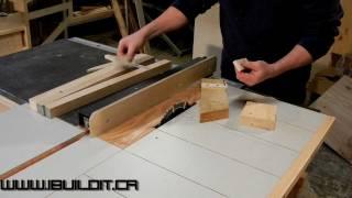 Cutting Wood Shims