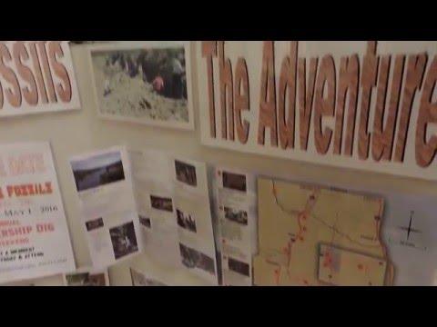 Burke Museum Dino Day 2016 part 1
