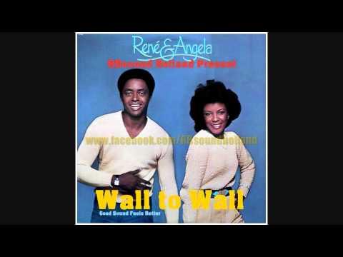 Rene & Angela - Wall to Wall (album version 1982) HQsound