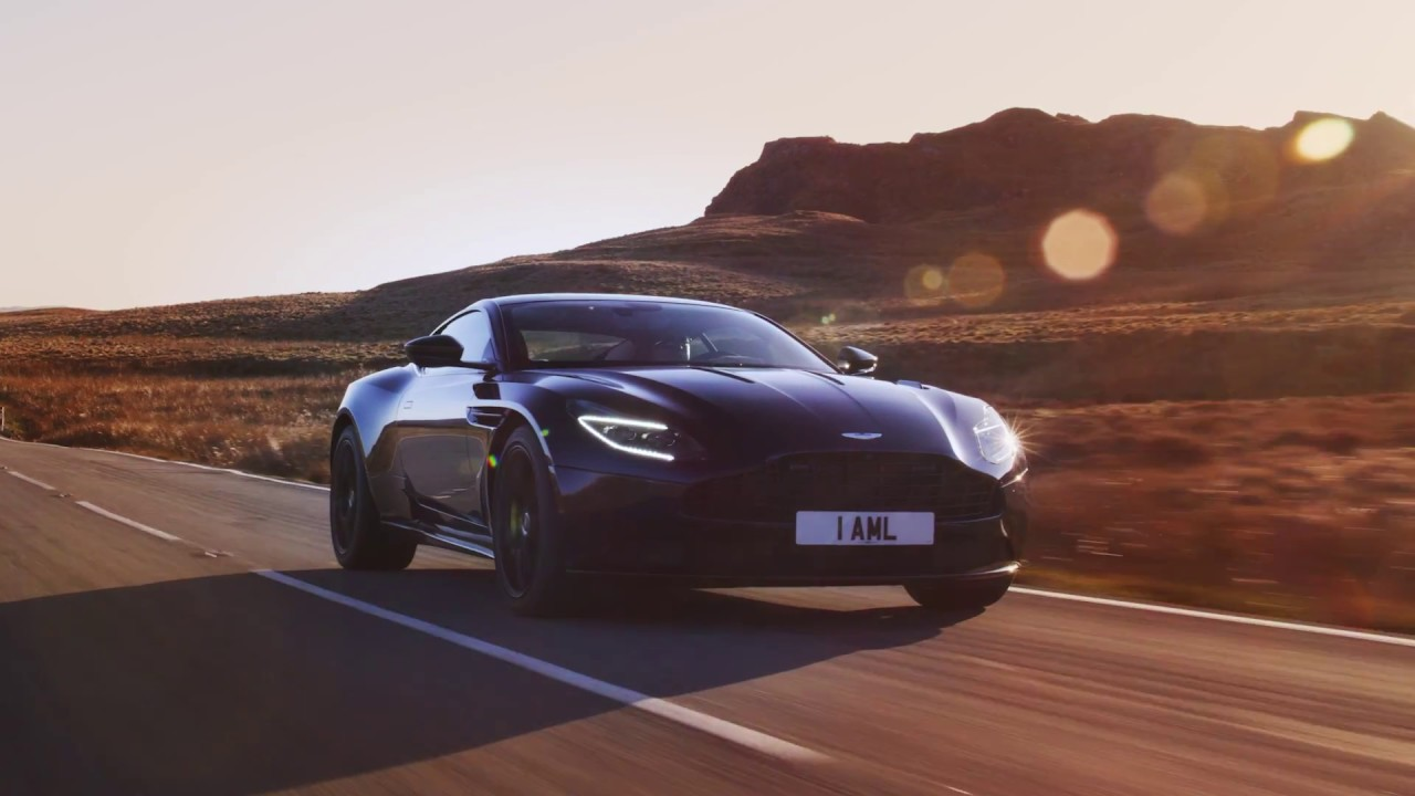 Db11 Amr Beautiful Dialled Up To Eleven Aston Martin Youtube