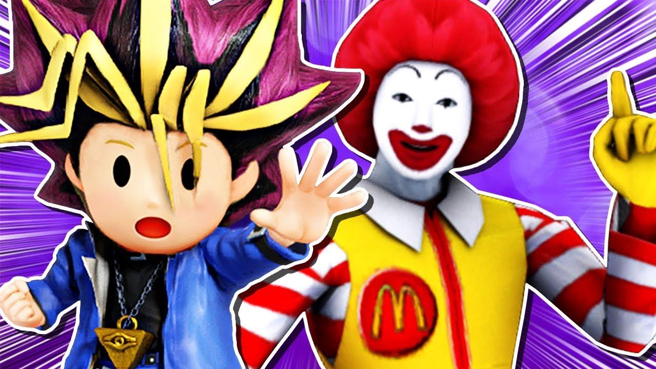 Crazy Smash Bros Mods & Hacks thumbnail