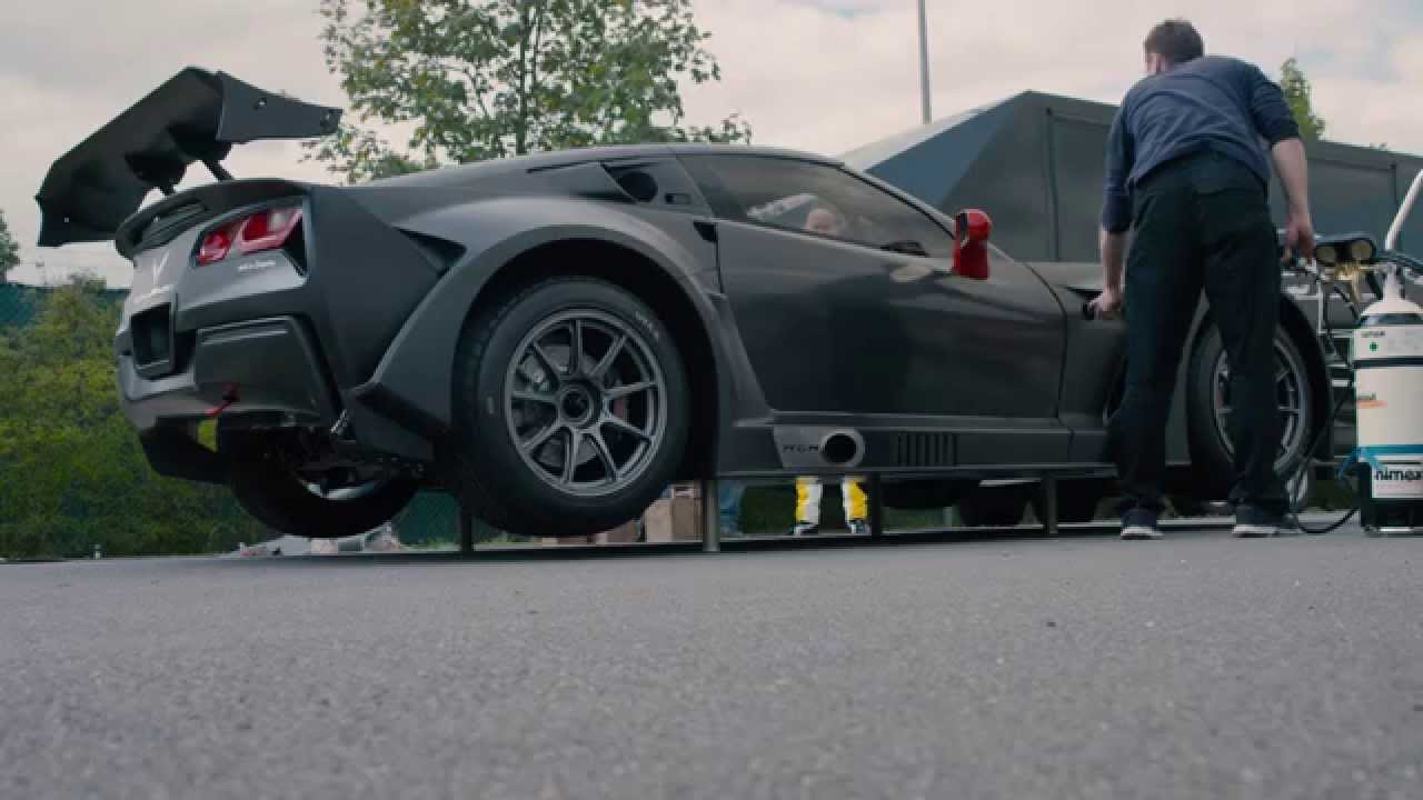Callaway Corvette C7 Gt3 R 2016 Youtube