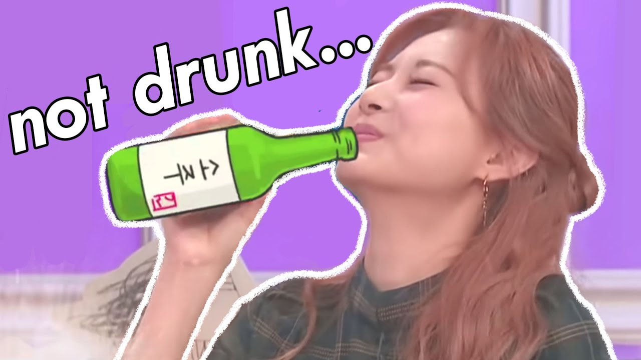 TWICE caught pretending to be *alcohol-free* in 4k