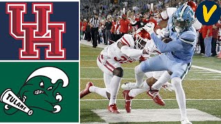 Week 4 2019 Houston vs Tulane College Football Full Game Highlights 9/19/2019
