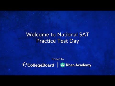 Download National SAT Practice Test Day 2021