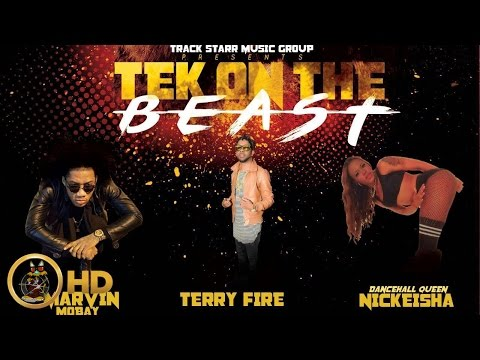 Marvin Mobay Ft. Terry Fire & Dhq Nickeisha - Tek On The Beast - May 2016