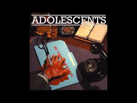 The Adolescents - OC Confidential