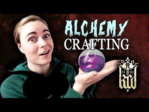 [ALCHEMY GUIDE - How to brew like a pro.] Kingdom Come: Deliverance BETA