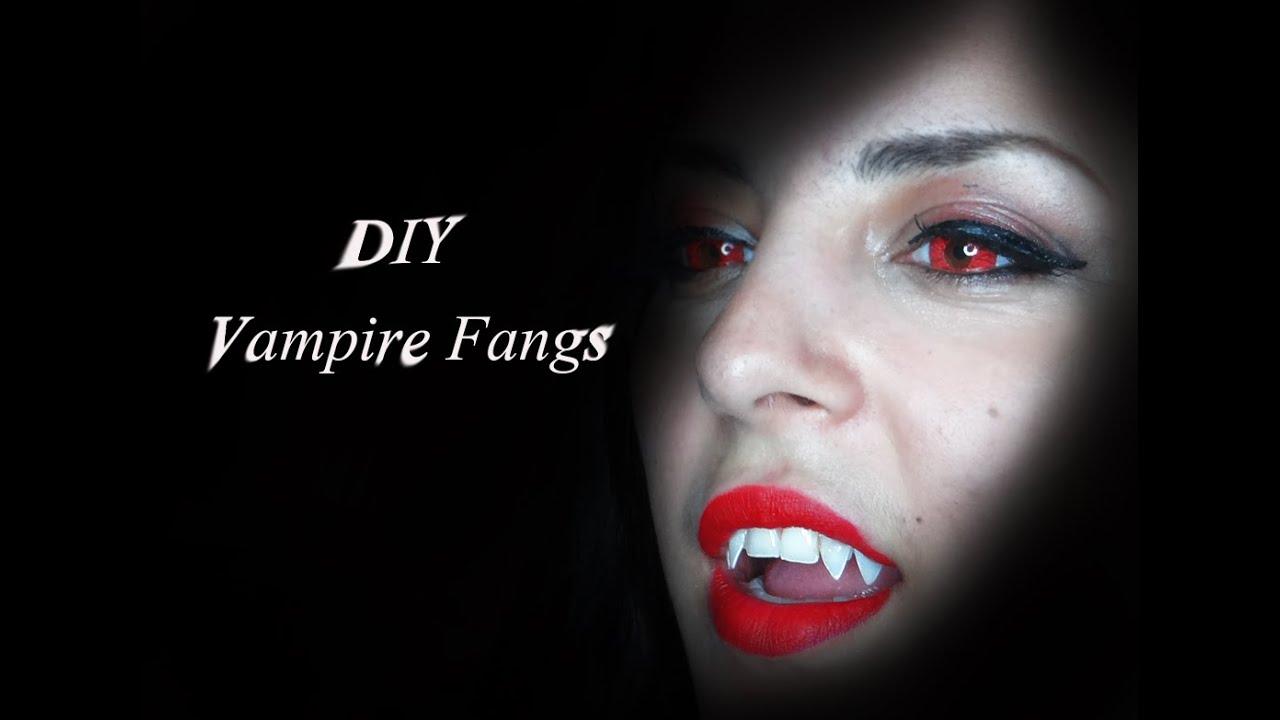 Diy vampire fangs really cheap way youtube solutioingenieria Images