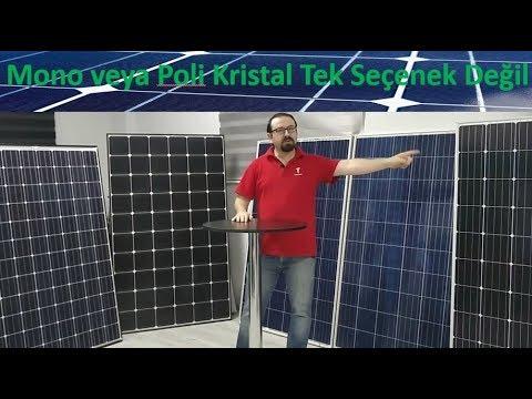 solar panel seçimi ve alternatif ürünler solar panels & alternative technologies (English subtitled)