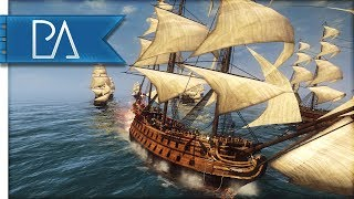 SCANDINAVIAN NAVAL DOMINANCE - Napoleon Total War Gameplay