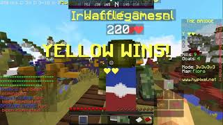 Hypixel Funny Moments! ft: IronwolfChase (NOT CLICKBAIT)