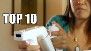 Top 10 Wii Zapper Games
