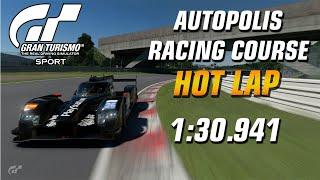 GT Sport Hot Lap // Online Time Trial A (16.01.20-30.01.20) // Autopolis
