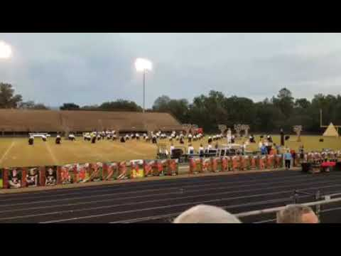 "Woodmont High School Marching Band - ""Guardian"" 2017"