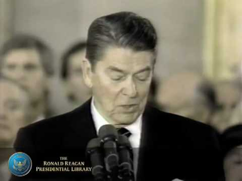 2nd Inaugural Address: President Reagan's Inaugural Address - 1/21/85
