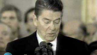2nd Inaugural Address: President Reagan