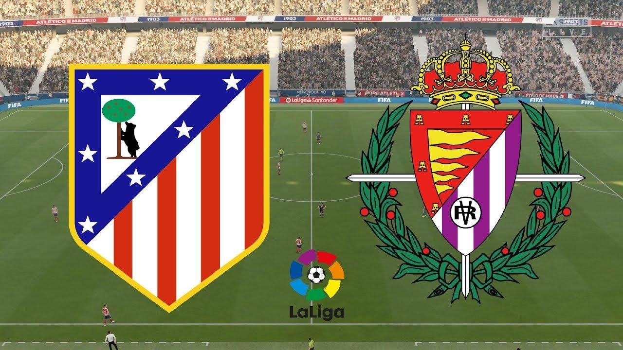 La Liga 2019/20 - Atletico Madrid Vs Real Valladolid - 20/06/20 - FIFA 20 -  YouTube