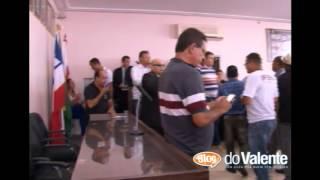 Sessão da câmara municipal de Santo Antonio de Jesus dia 09 de Dezembro