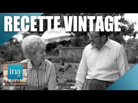 recette-:-le-clafoutis-de-raymond-oliver- -archive-ina