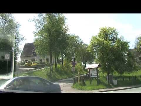 Villages around Olpe,
