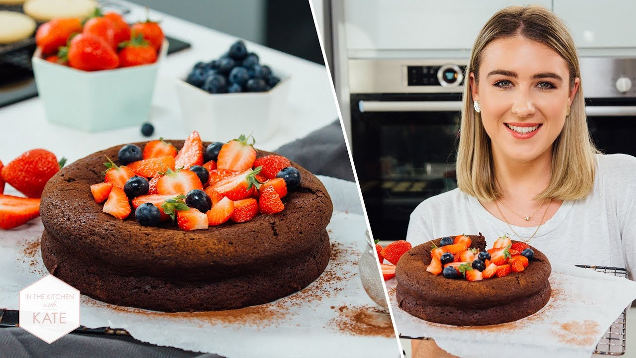 Tested: Jamie Oliver's Flourless Chocolate Cake GF - In The Kitchen With  Kate