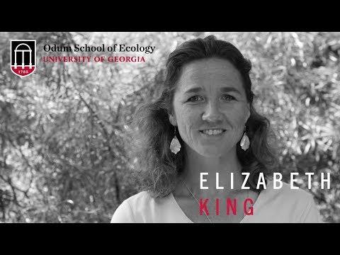 Elizabeth King   Conservation Ecology at UGA