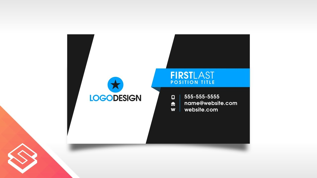 Inkscape Tutorial: Print Ready Business Card Design - YouTube