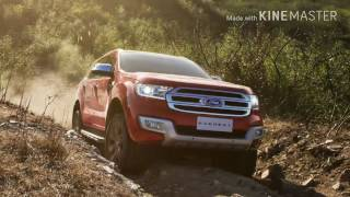 8 Feature available only in Ford Endeavour