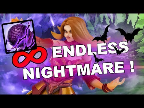 Dota 2 Tricks: Bane with ENDLESS NIGHTMARE! 7.20e thumbnail