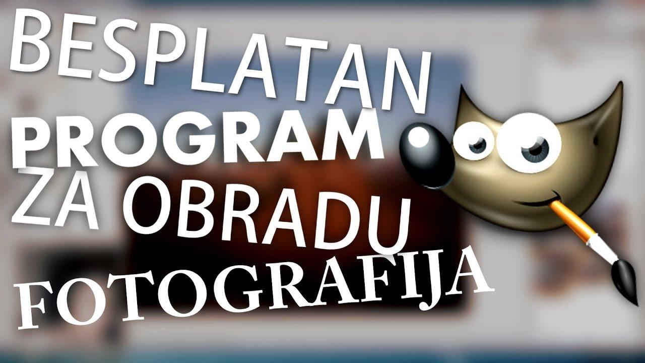 besplatni program za obradu slika download