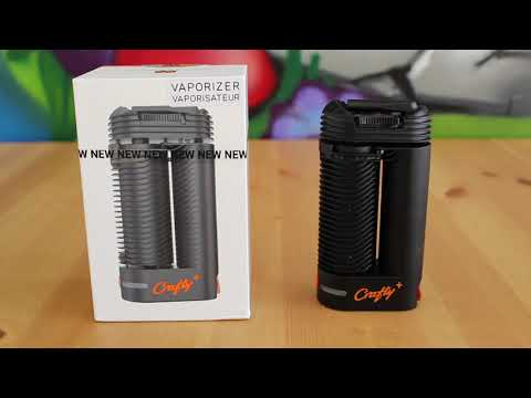 Storz and Bickel Crafty+ Unboxing