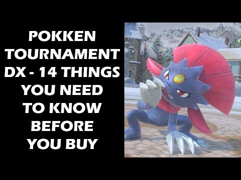 Download Youtube: Pokken Tournament DX - 14 Things You Need To Know Before You Buy
