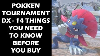 Pokken Tournament DX - 14 Things You Need To Know Before You Buy